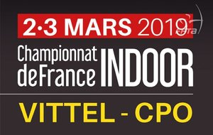 Championnat de France Indoor 2019